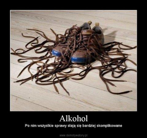 Kac to nie jedyny problem po alkoholu